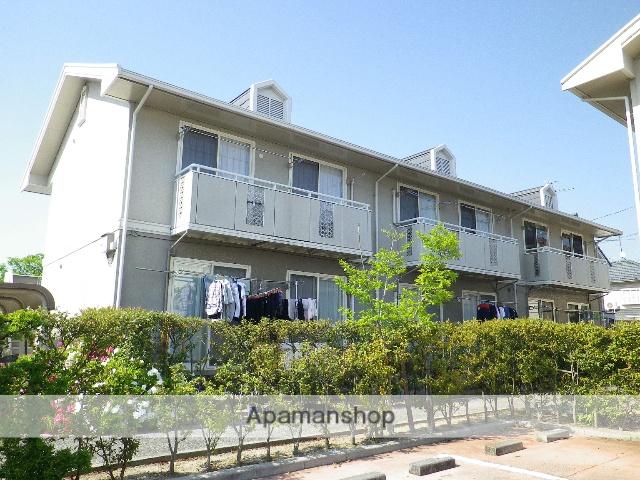 岡山県岡山市南区、北長瀬駅徒歩52分の築23年 2階建の賃貸アパート