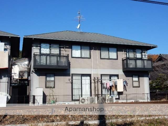 岡山県岡山市北区、備前三門駅徒歩14分の築17年 2階建の賃貸タウンハウス