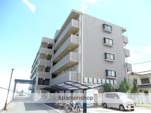 岡山県岡山市南区、大元駅徒歩49分の築17年 5階建の賃貸マンション