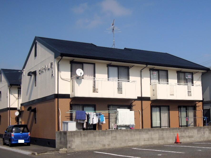 岡山県岡山市中区、東山駅徒歩41分の築28年 2階建の賃貸アパート