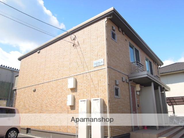 岡山県玉野市、常山駅徒歩10分の築7年 2階建の賃貸アパート
