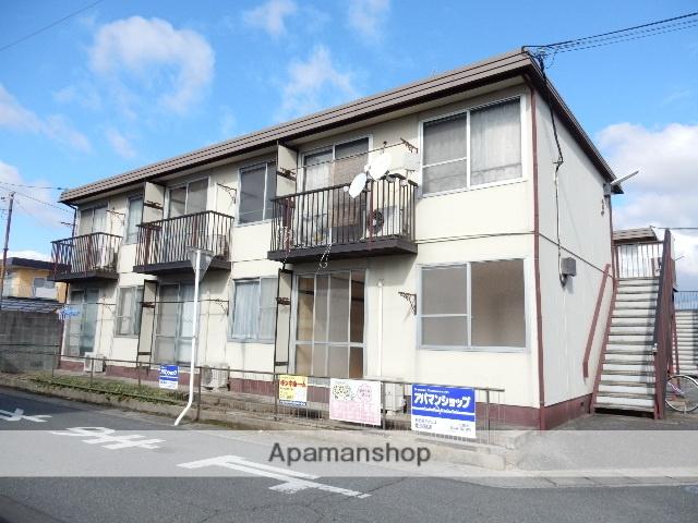 岡山県岡山市北区、北長瀬駅徒歩21分の築31年 2階建の賃貸アパート