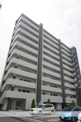 岡山県岡山市北区、岡山駅徒歩9分の築5年 11階建の賃貸マンション