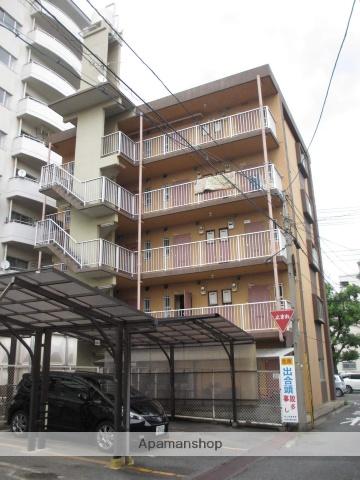 岡山県岡山市北区、岡山駅徒歩13分の築29年 5階建の賃貸マンション