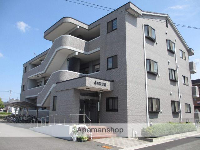 岡山県岡山市北区、北長瀬駅徒歩12分の築10年 3階建の賃貸マンション
