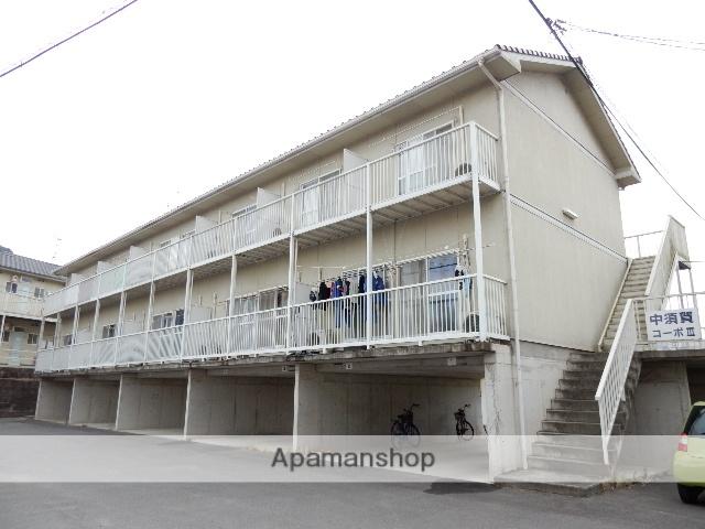 岡山県岡山市北区、金川駅徒歩20分の築17年 2階建の賃貸アパート