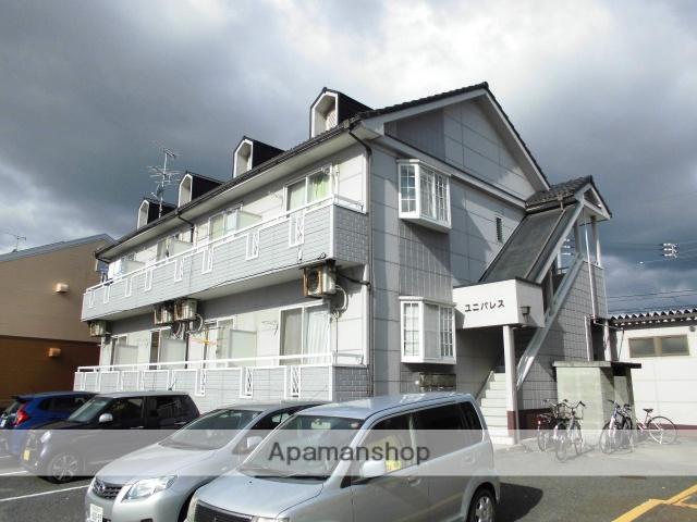岡山県岡山市北区、岡山駅徒歩55分の築26年 2階建の賃貸アパート