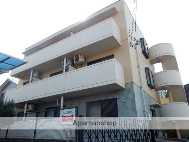 岡山県岡山市中区、城下駅徒歩20分の築17年 3階建の賃貸マンション