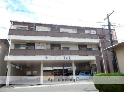 岡山県岡山市南区、清輝橋駅徒歩62分の築30年 3階建の賃貸マンション
