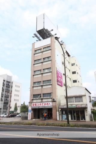 岡山県岡山市北区、西川緑道公園駅徒歩12分の築27年 6階建の賃貸マンション