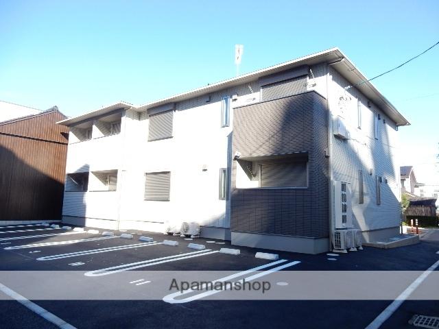 岡山県岡山市北区、大元駅徒歩10分の新築 2階建の賃貸アパート