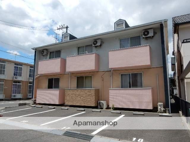 岡山県岡山市中区、東山駅徒歩36分の築22年 2階建の賃貸アパート