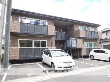 岡山県岡山市東区、大多羅駅徒歩16分の築10年 2階建の賃貸アパート