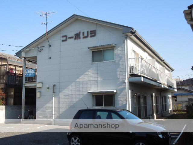岡山県岡山市南区、東山駅徒歩78分の築27年 2階建の賃貸アパート