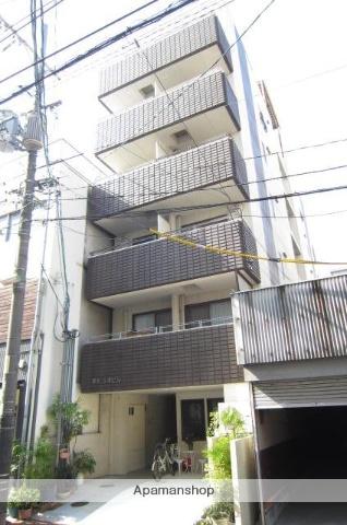 岡山県岡山市北区、岡山駅徒歩5分の築22年 6階建の賃貸マンション