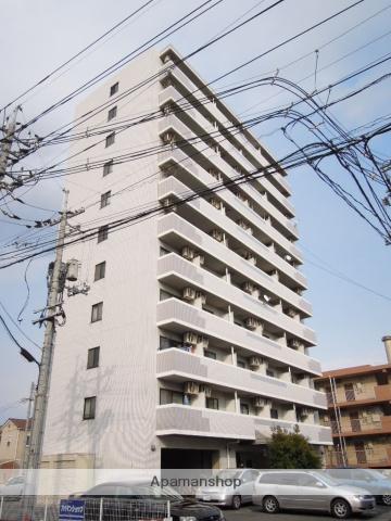 岡山県岡山市南区、大元駅徒歩36分の築21年 11階建の賃貸マンション