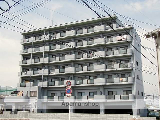 岡山県岡山市中区、高島駅徒歩3分の築19年 7階建の賃貸マンション