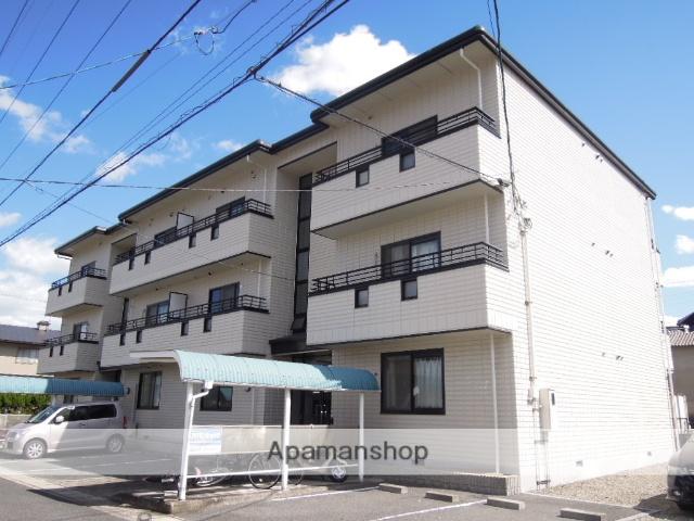 岡山県岡山市北区、北長瀬駅徒歩37分の築19年 3階建の賃貸マンション