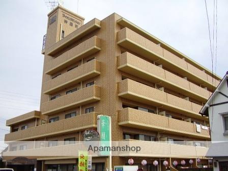 岡山県岡山市北区、大元駅徒歩20分の築27年 6階建の賃貸マンション