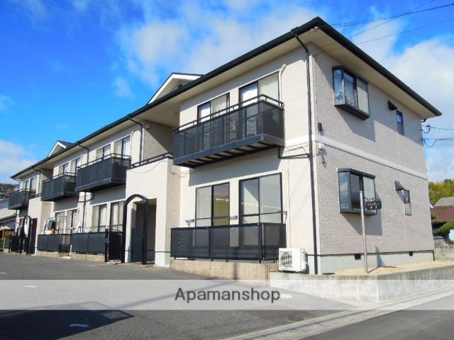 岡山県岡山市中区、高島駅徒歩63分の築16年 2階建の賃貸アパート