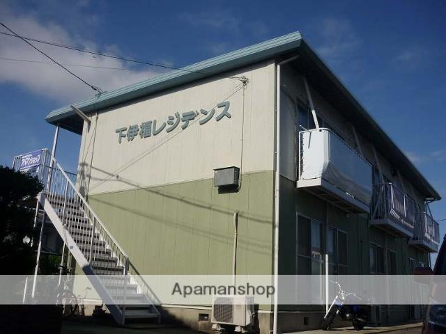 岡山県岡山市北区、備前三門駅徒歩10分の築31年 2階建の賃貸アパート