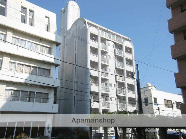 岡山県岡山市北区、岡山駅徒歩22分の築26年 8階建の賃貸マンション