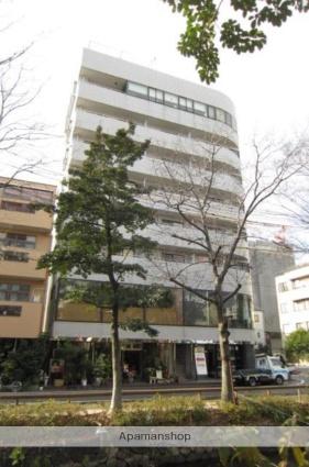 岡山県岡山市北区、西川緑道公園駅徒歩7分の築26年 8階建の賃貸マンション
