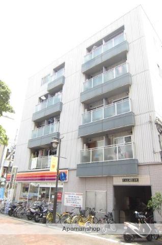 岡山県岡山市北区、岡山駅徒歩21分の築22年 5階建の賃貸マンション
