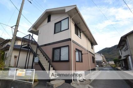 岡山県玉野市、八浜駅徒歩47分の築21年 2階建の賃貸アパート