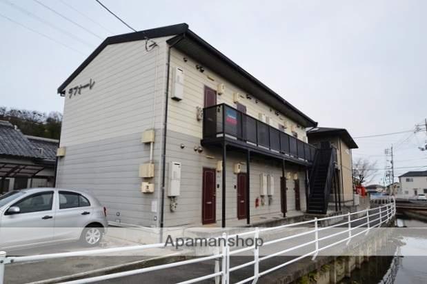 岡山県岡山市中区、中納言駅徒歩35分の築15年 2階建の賃貸アパート