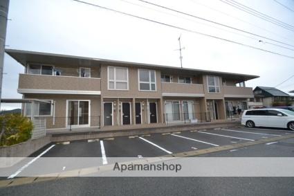 岡山県玉野市、宇野駅徒歩74分の築7年 2階建の賃貸アパート