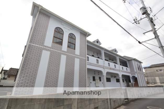 岡山県岡山市北区、岡山駅徒歩32分の築20年 2階建の賃貸アパート