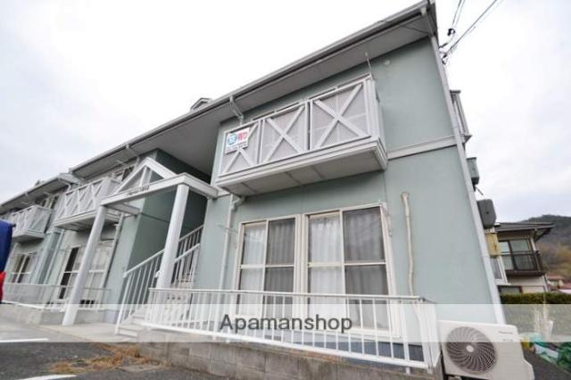 岡山県玉野市、備前田井駅徒歩15分の築27年 2階建の賃貸アパート