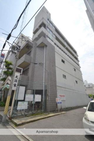 岡山県岡山市北区、岡山駅徒歩18分の築38年 6階建の賃貸マンション