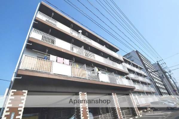 岡山県岡山市北区、岡山駅徒歩10分の築29年 4階建の賃貸マンション