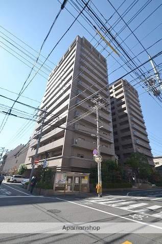 岡山県岡山市北区、岡山駅徒歩10分の築16年 14階建の賃貸マンション