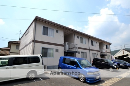 岡山県玉野市、常山駅徒歩49分の築28年 2階建の賃貸アパート