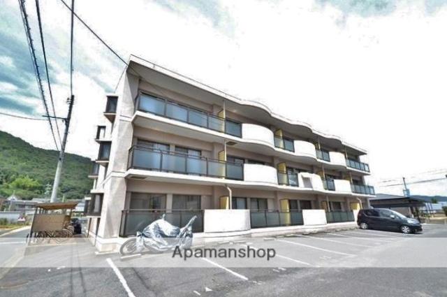岡山県玉野市、備前田井駅徒歩18分の築19年 3階建の賃貸マンション