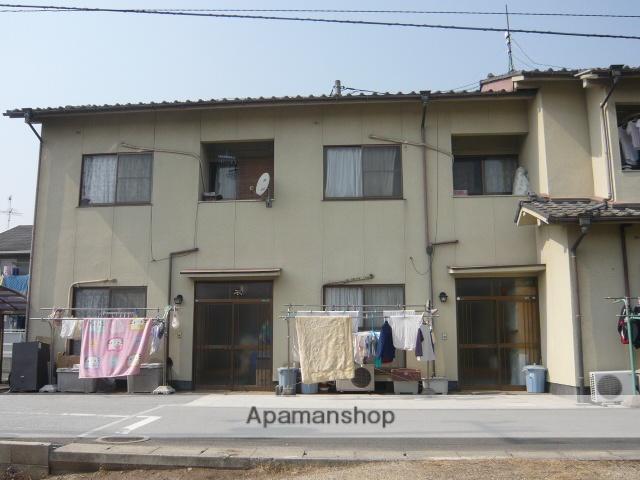 岡山県岡山市北区、庭瀬駅徒歩5分の築32年 2階建の賃貸タウンハウス