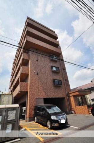 岡山県岡山市北区、岡山駅徒歩35分の築11年 7階建の賃貸マンション