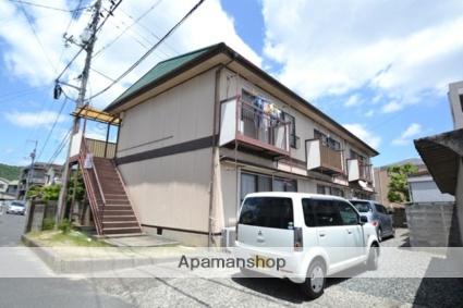岡山県岡山市北区、備前三門駅徒歩28分の築31年 2階建の賃貸アパート