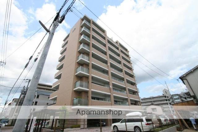 岡山県岡山市中区、岡山駅徒歩33分の築8年 9階建の賃貸マンション