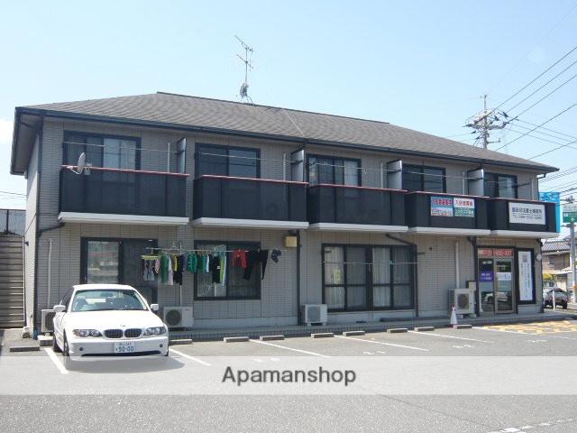 岡山県岡山市北区、吉備津駅徒歩10分の築20年 2階建の賃貸アパート