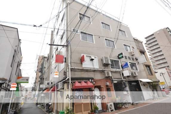 岡山県岡山市北区、岡山駅徒歩21分の築48年 5階建の賃貸マンション