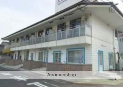 岡山県玉野市、宇野駅徒歩8分の築32年 2階建の賃貸マンション