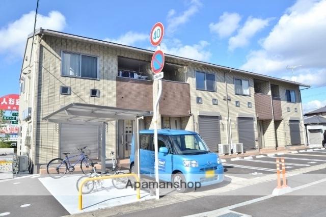岡山県岡山市北区、北長瀬駅徒歩32分の新築 2階建の賃貸アパート
