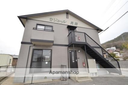 岡山県玉野市、備前田井駅徒歩15分の築18年 2階建の賃貸アパート