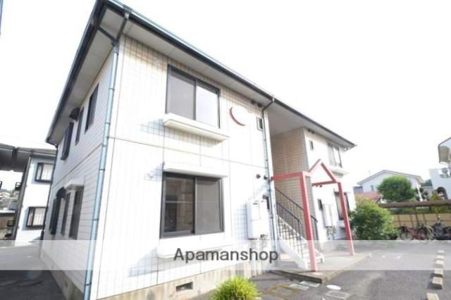 岡山県玉野市、備前田井駅徒歩18分の築22年 2階建の賃貸アパート