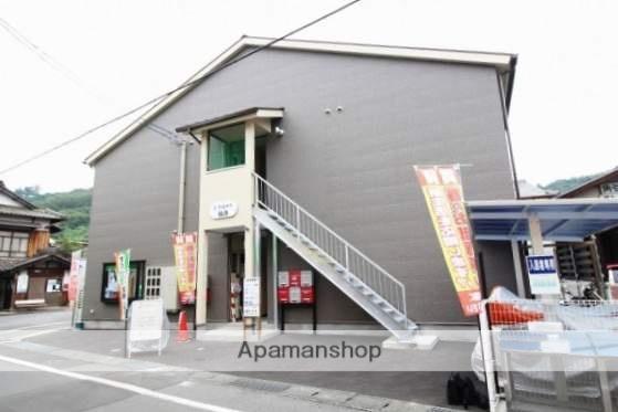 岡山県岡山市北区、福渡駅徒歩1分の築2年 2階建の賃貸アパート