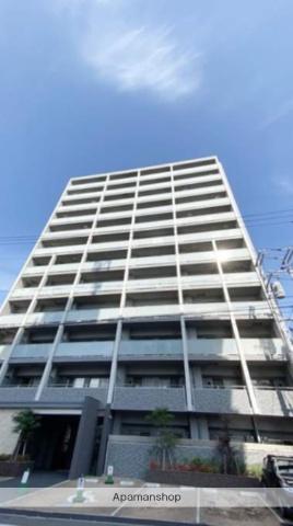 岡山県岡山市北区、岡山駅徒歩13分の新築 12階建の賃貸マンション